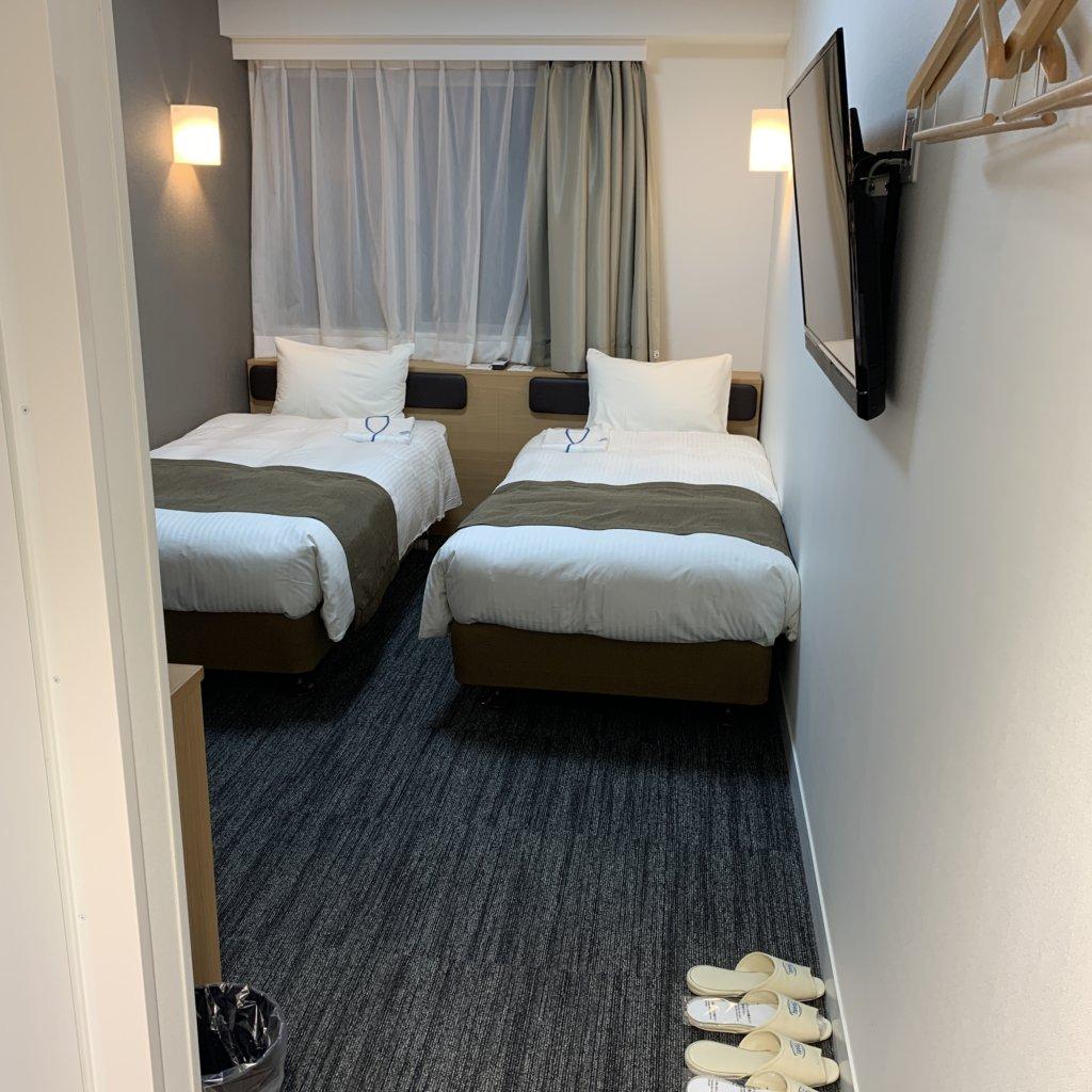パールホテル新宿曙橋客室