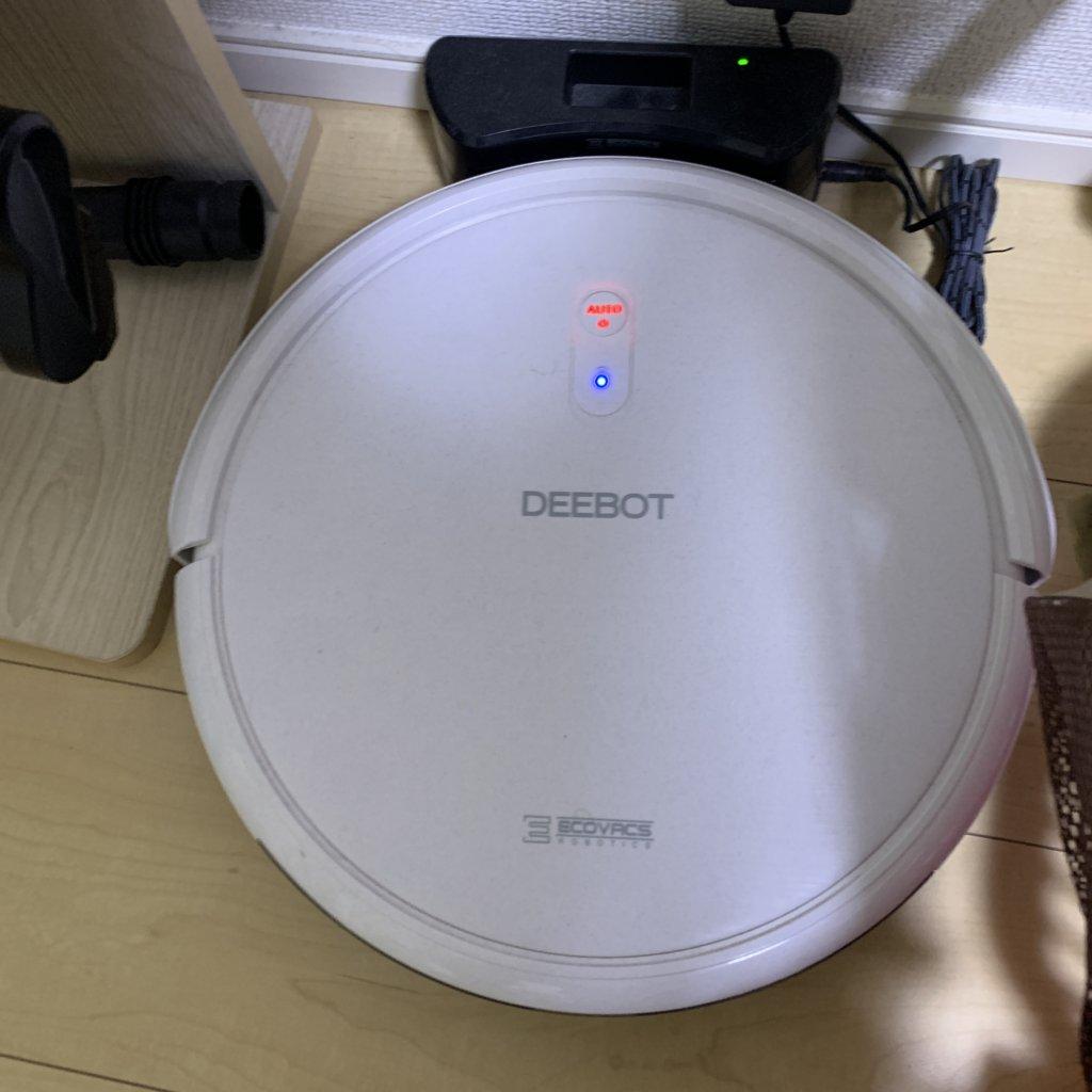 DEEBOTN79T 警告音