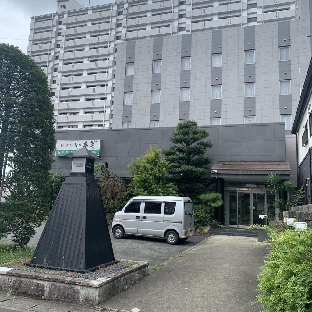 ミヤコホテル犬山