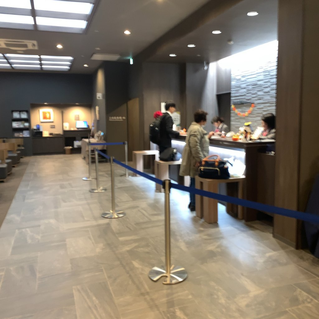 ホテルルートイン仙台東